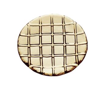 ダミエ 15cm丸皿(タン) DME-015T$