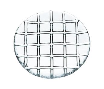 ダミエ 15cm丸皿(クリアー) DME-015W$