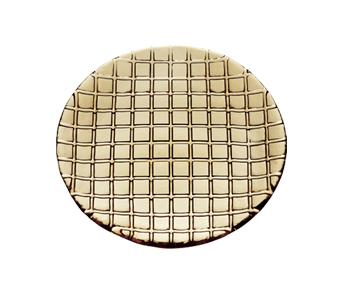 ダミエ 30cm丸皿(タン) DME-030T$