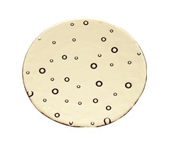 ドロップレット 15cmプレート(タン) DRT-015T$