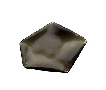 氷紋 プレート S(カーボンブラック) HMN-1816CN$